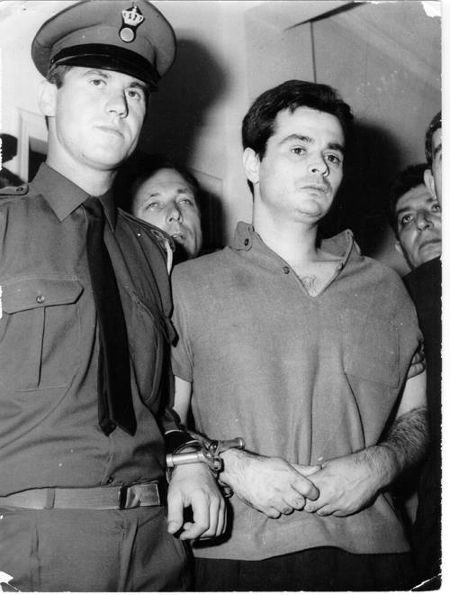 Σύλληψη Αλέκου Παναγούλη