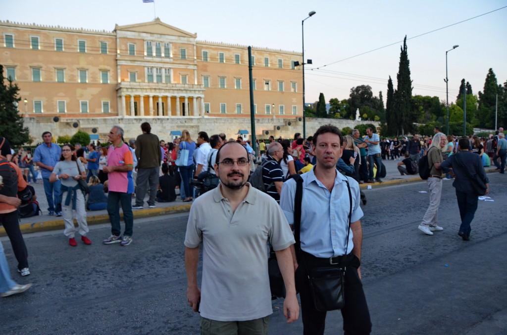 Η Ε.ΔΗ.Κ. στο αντιφασιστικό συλλαλητήριο